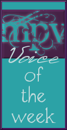 My Postpartum Voice of the Week badge