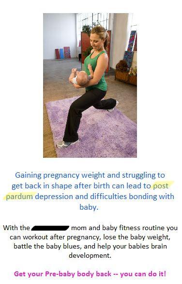 postpardum exercise
