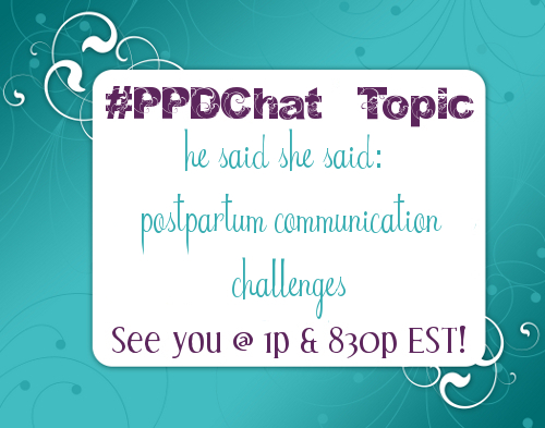 PPDChat topic 080811