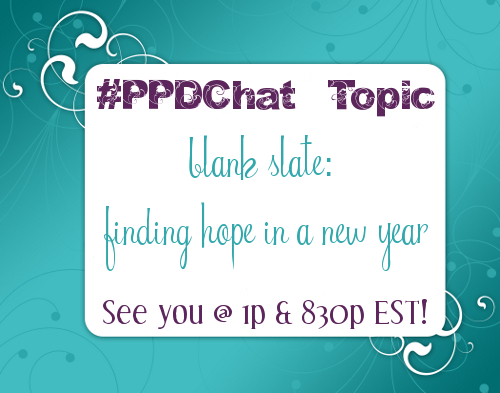 PPDChat topic 010212