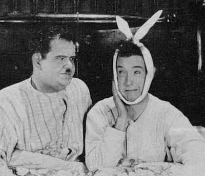 Laurel & Hardy Toothache