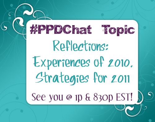 PPDChat topic 122710