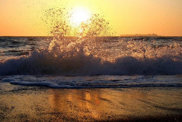 """Wave"" by esther** @ flickr.com"