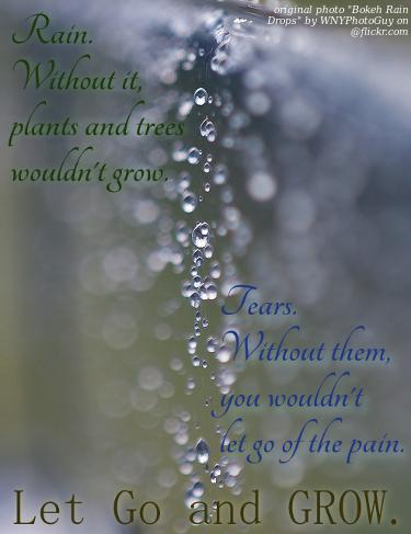 Rain Tears